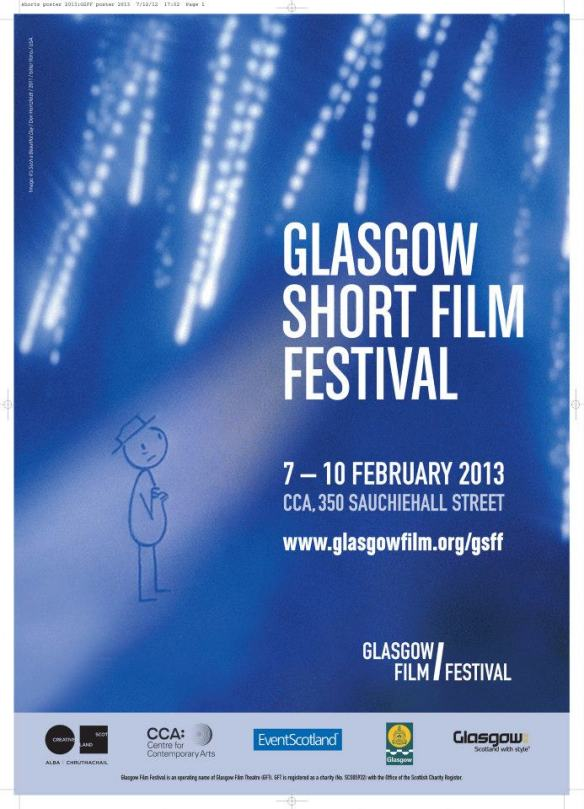 Mura's world premiere will be at Glasgow Short Film Festival 2013